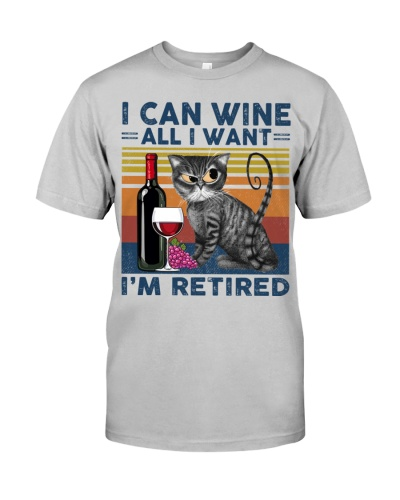 I can wine