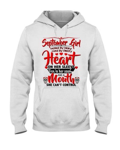 September Girl Heart