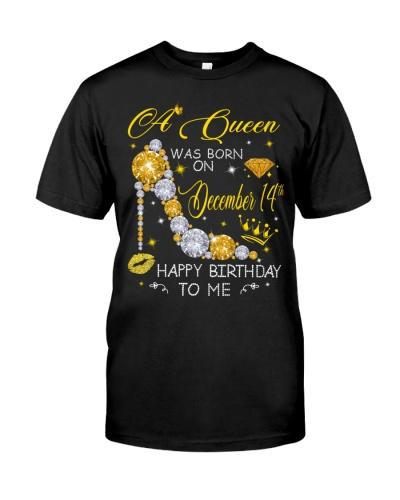 A Queen December 14
