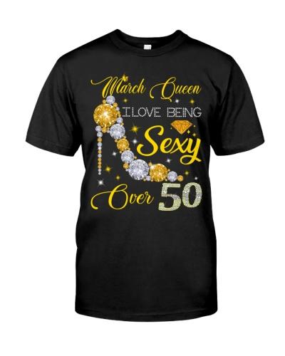 March Queen 50