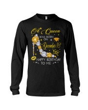 A Queen December 10 Long Sleeve Tee thumbnail
