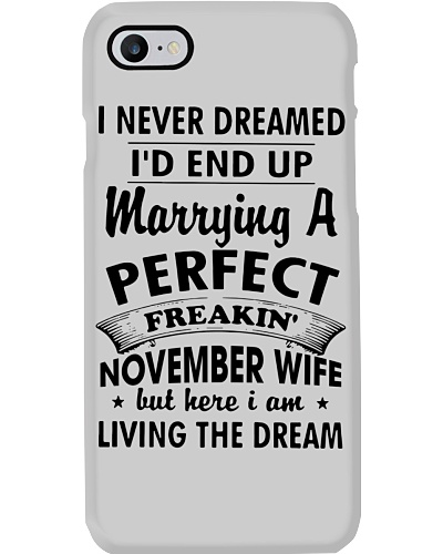 NOVEMBER WIFE