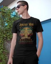 January Classic T-Shirt apparel-classic-tshirt-lifestyle-17