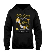 A Queen October 1 Hooded Sweatshirt thumbnail