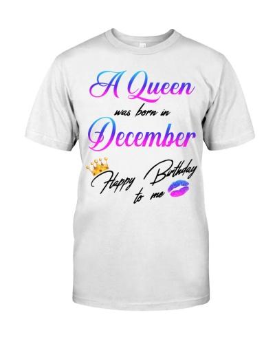 A Queen December