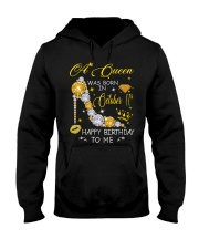 A Queen October 11 Hooded Sweatshirt thumbnail