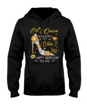 A Queen October 3 Hooded Sweatshirt thumbnail