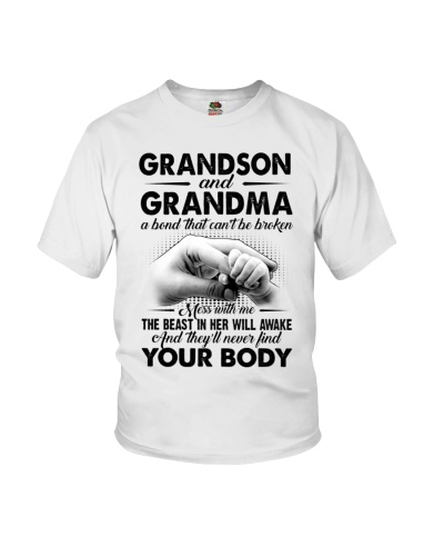 GRANDSON and GRANDMA