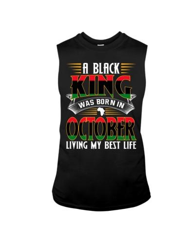 A BLACK OCTOBER
