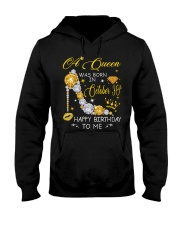 A Queen October 30 Hooded Sweatshirt thumbnail