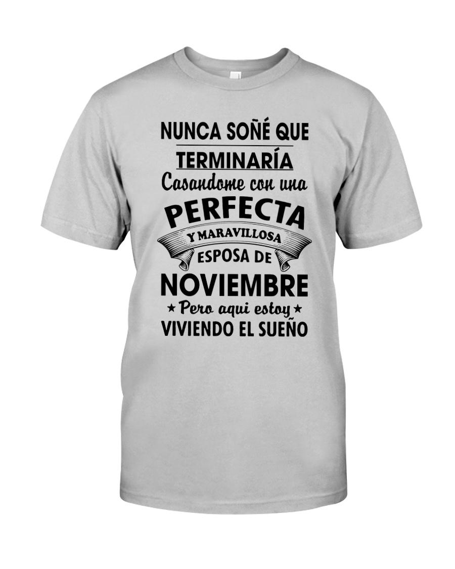 NOVIEMBRE Classic T-Shirt