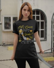 A Queen December 11 Classic T-Shirt apparel-classic-tshirt-lifestyle-19