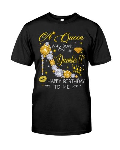 A Queen December 11