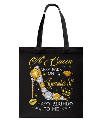 A Queen December 31