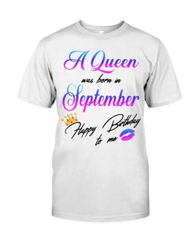A Queen September