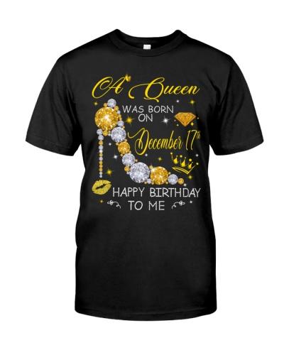 A Queen December 17