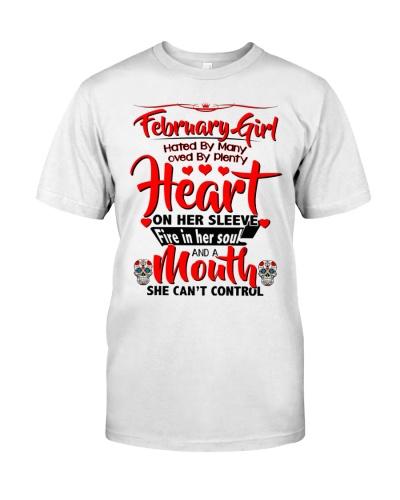 February Girl Heart 2