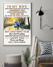 To My Wife poster 11x17 Poster lifestyle-poster-1