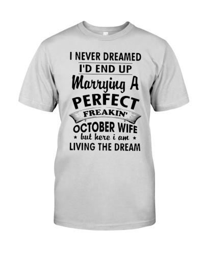 OCTOBER WIFE