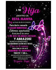 A Mi Hija 11x17 Poster thumbnail