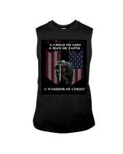 A Warrior of Christ Sleeveless Tee thumbnail