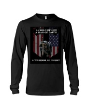 A Warrior of Christ Long Sleeve Tee thumbnail