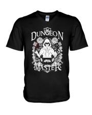 Dungeon Master V-Neck T-Shirt thumbnail
