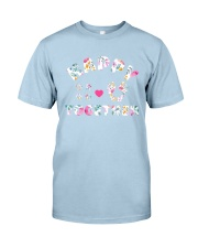 Happy Together - Dog Lovers Classic T-Shirt front
