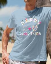 Happy Together - Dog Lovers Classic T-Shirt lifestyle-mens-crewneck-front-11