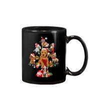 Dog Noel Tree - Christmas   Mug thumbnail