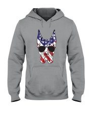 Great Danes American Flag - Happy 4th of July Hooded Sweatshirt thumbnail