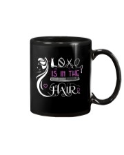 Love Is In The Hair Mug thumbnail