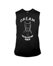 Dogs Rule Everything Around Me - Pit Bull Sleeveless Tee thumbnail