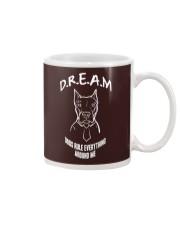 Dogs Rule Everything Around Me - Pit Bull Mug thumbnail