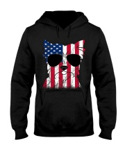 Yorkshire Terrier Mom - Happy 4th of July Hooded Sweatshirt thumbnail