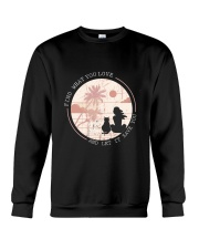 Find What You Love And Let it Save You - Cat Crewneck Sweatshirt thumbnail