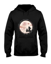 Find What You Love And Let it Save You - Cat Hooded Sweatshirt thumbnail