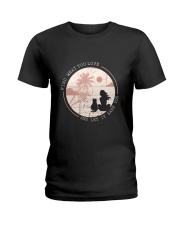 Find What You Love And Let it Save You - Cat Ladies T-Shirt thumbnail