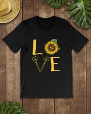 Love Hair Stylist Classic T-Shirt lifestyle-mens-crewneck-front-18