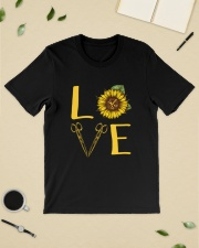 Love Hair Stylist Classic T-Shirt lifestyle-mens-crewneck-front-19