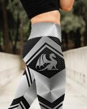 Dragon legging High Waist Leggings aos-high-waist-leggings-lifestyle-11