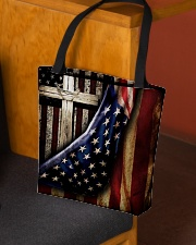 American flag All-over Tote aos-all-over-tote-lifestyle-front-02