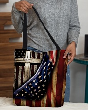 American flag All-over Tote aos-all-over-tote-lifestyle-front-10