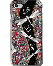 Let it be - Printed phone case Phone Case i-phone-8-case