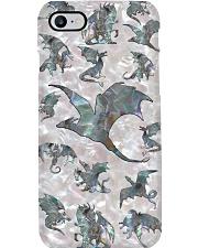 Dragon Lovers Phone Case i-phone-8-case