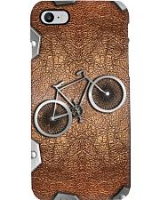 Cycling Metal Pattern Print  Phone Case i-phone-8-case