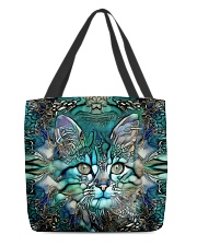 Cat All-over Tote front