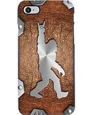 Hide and seek Metal pattern print  Phone Case i-phone-8-case