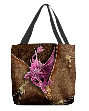 Faith over Fear All-over Tote front