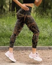 Dragonflies  High Waist Leggings aos-high-waist-leggings-lifestyle-15